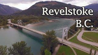 Revelstoke (BC) Canada  city photos : Revelstoke BC - Phantom 3