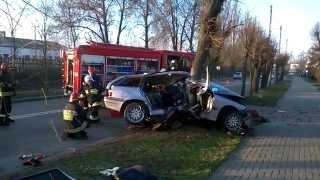Film do artykułu: Ul. 3 Maja. BMW uderzyło w...