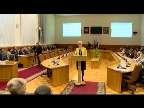 В новгородской мэрии прошли публичные слушания по проекту бюджета Великого Новгорода