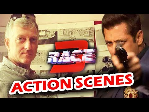 After Tiger Zinda Hai, Salman Khan Teams Up With Tom Struthers Again For Race 3
