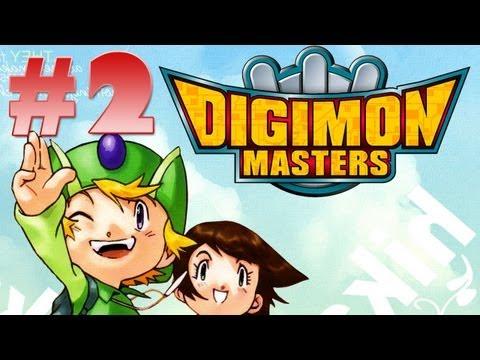 Gameplay 2 Digimon Masters Online Español