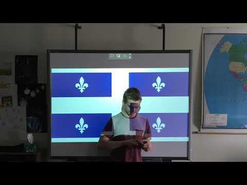 4 Accents | France, Québec, Acadiens, Franco-Ontario (видео)