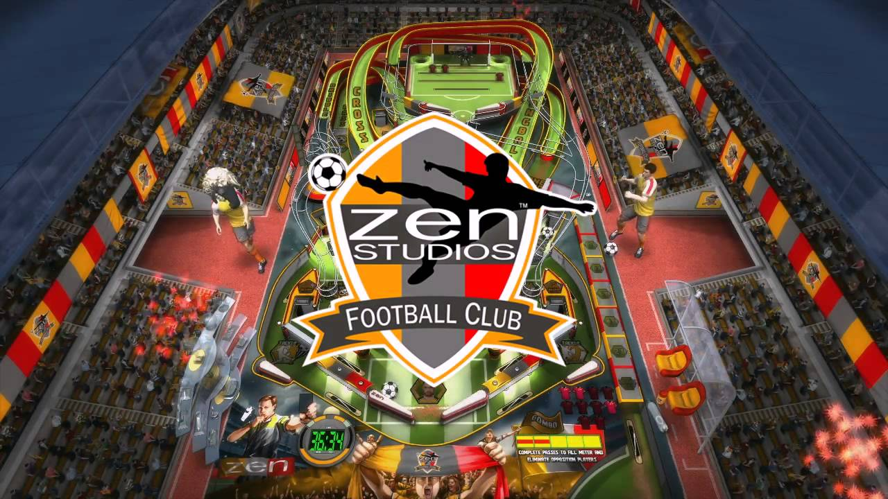 Super League Football Table Heading to 'Zen Pinball' in Forthcoming Update
