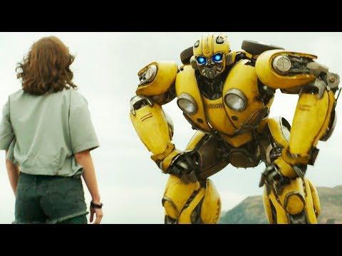 Трейлер Бамблби / Bumblebee