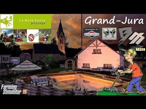 Grand Jura Map v1.0