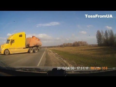 Russia - New Russia Car Crash accidents Compilation May 2013. http://www.youtube.com/user/tossfromua - Subscribe for more compilations.