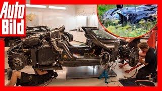 Koenigsegg One:1 Crash – der Grund! Review/Test AUTO BILD Quick Shot by Auto Bild