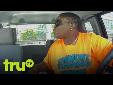 Beach - Subscribe to truTV for more! http://bit.ly/1db6UsP During a heated argument, Bernice and Perez land in the middle of an almost hit and run. Follow us on Twit...