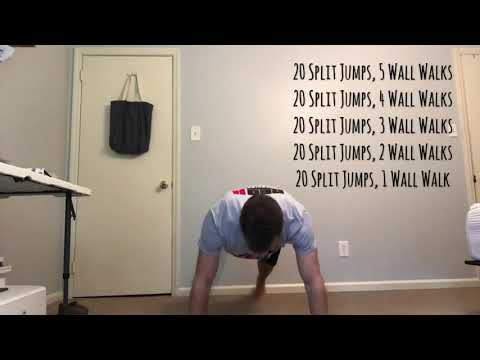 Leg, Shoulder, and Ab Workout! HIIT Fat Burner