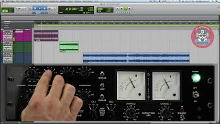 The Phoenix Mastering Plus Compressor in action