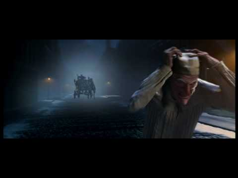 Jim Carreys A Christmas Carol Official Trailer
