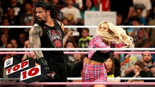 Top 10 Raw Moments  Wwe Top 10  Oct  17  2016