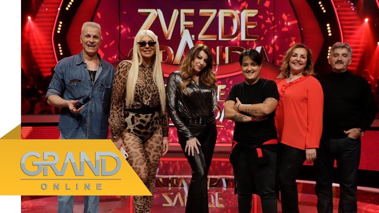 Nova godina 2019: Čestitka žirija i voditelja Zvezda Granda