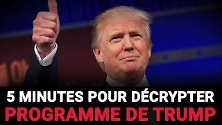 Video 5 minutes pour décrypter le programme de Donald Trump MP3, 3GP, MP4, WEBM, AVI, FLV Juni 2017