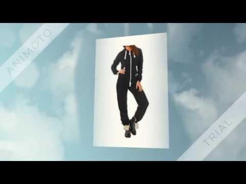 Damen Jumpsuit Finchgirl Trainingsanzug Overall Empfehlung