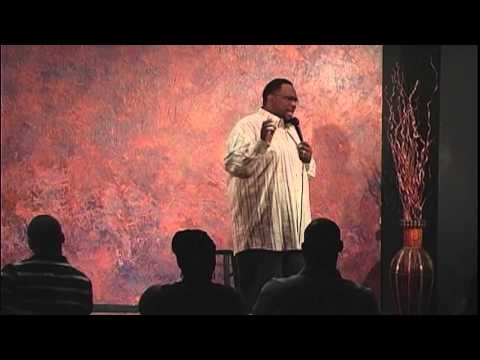 LaMarr Scales on Xtreme Gospel Comedy Night
