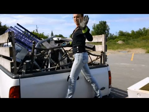 Scrap Metal run with my Wife! How to make money with scrap metal!