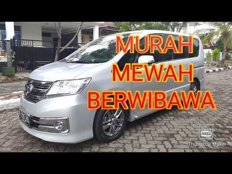 MURAH MEWAH BERWIBAWA!!! Nissan Serena C26 HWS Autech 2014 Low Miles