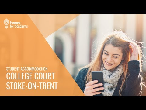 College Court - Student Accommodation in Stoke-on-Trent