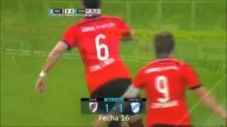 Todos los goles de River Plate - Torneo Argentino 2015