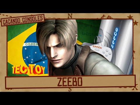 ZEEBO: O VÍDEOGAME BRASILEIRO - Caçando Consoles #1
