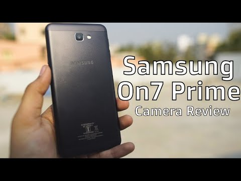 Samsung On7 Prime Camera Review