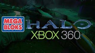 Gameplay prototipo gioco Halo Mega Bloks