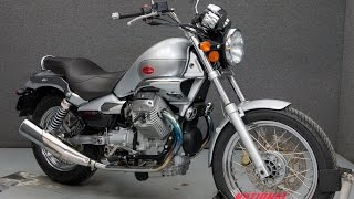 4. 2005  MOTO GUZZI  NEVADA CLASSIC 750  - National Powersports Distributors