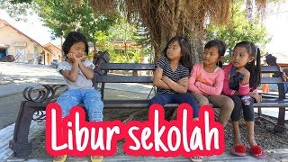 Download Video parodi anak ! cerita liburan sekolah MP3 3GP MP4
