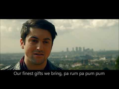 Pentatonix - Little Drummer Boy (HD LYRICS)