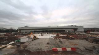 Anfield Stadium Expansion