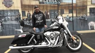 1. 2012 Harley-Davidson Dyna Switchback
