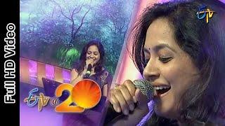 Video Sunitha Performance - Tolisari Mimmalni Choosindi Modalu Song in Viajaywada ETV @ 20 Celebrations MP3, 3GP, MP4, WEBM, AVI, FLV Maret 2019