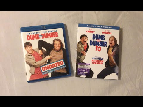 Dumb And Dumber VS. Dumb And Dumber To (1994-2014) Blu Ray Discussion Review