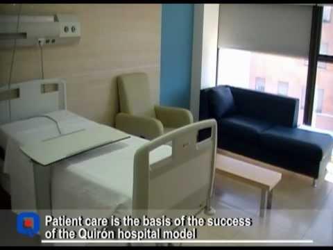 Quirón Hospital Málaga - English Version