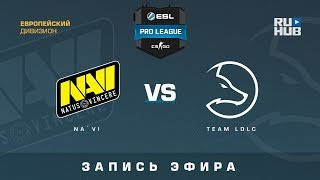 Na`Vi vs LDLC - ESL Pro League S7 EU - de_nuke [CrystalMay, Smile]