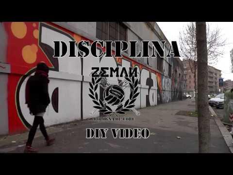 Zeman- Disciplina (official video)