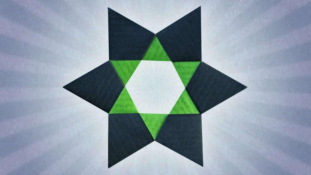 Origami Star Joyvhel (Alphonsus Nonog)