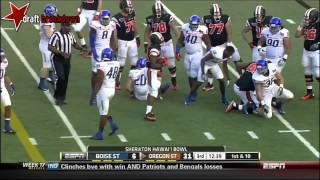 Demarcus Lawrence vs Oregon State (2013)