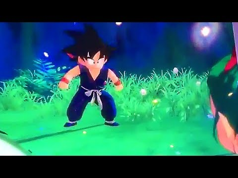 Dragon Ball Saikyo no Senshi - Trailer & Gameplay (New Dragon Ball Game) - Thời lượng: 2 phút, 55 giây.
