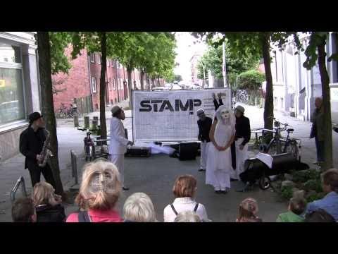 DIE PATEN beim STAMP Festival 2010