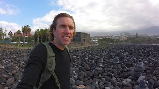 Exploring the beautiful island of Tenerife, Canary Islands, Spain. PLANNING A BUDGET TRAVELING TRIP??