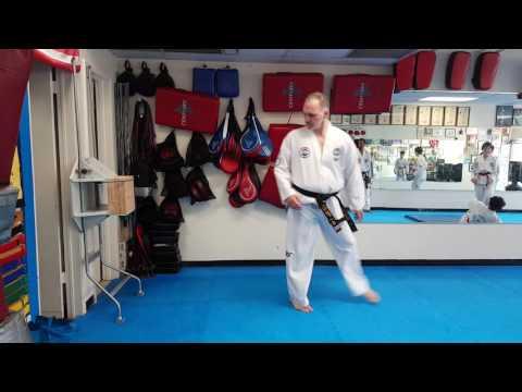 7 Board Break with Side Kick 11/12/16