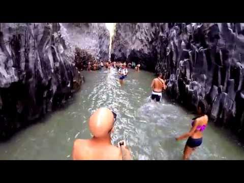 le gole dell'alcantara - un canyon di origine lavica.