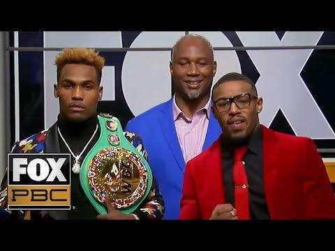 FOX Sports PBC Press Conference | PBC ON FOX