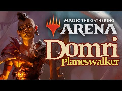 Domri - Desafio do Planeswalker - Magic Arena