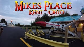 Mikes Place Kent, Ohio. Dinner Time!