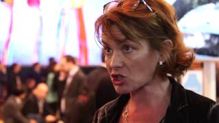 Mobile World Congress 2017:  Interview with Orange's Mari-Noëlle Jégo-Laveissière