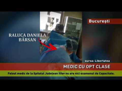 "Documentele ""doctoriței"" Bîrsan, false"
