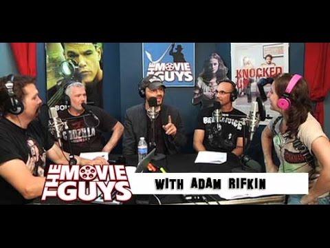 "THE MOVIE SHOWCAST - ""ADAM MAKES A MOVIE"" (w/Adam Rifkin) - ""Sinister 2″, ""American Ultra"" & more"